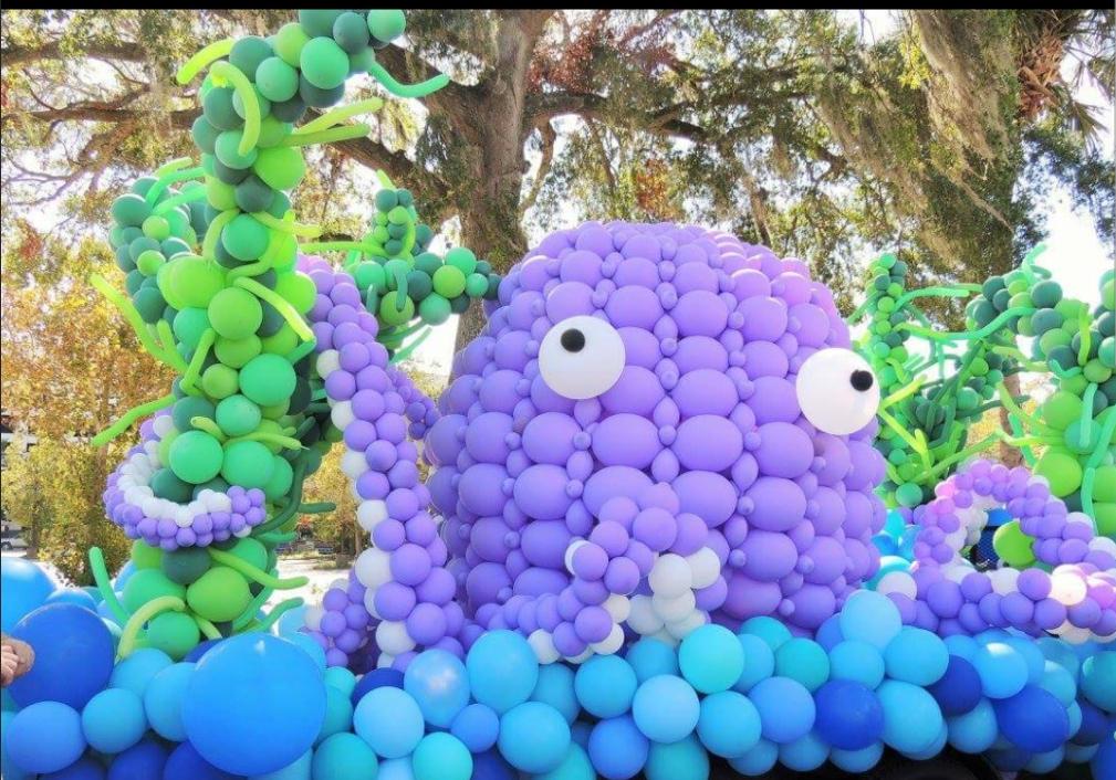 Orlando Octopus