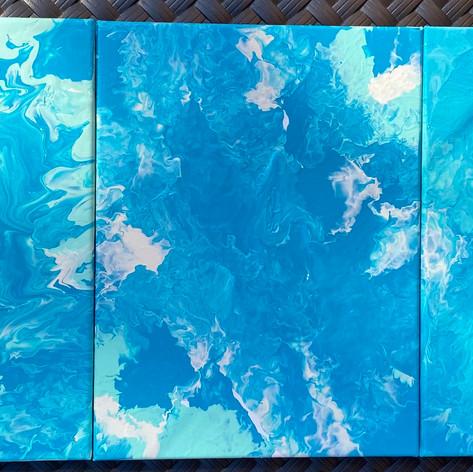 11 x 14 (each canvas)