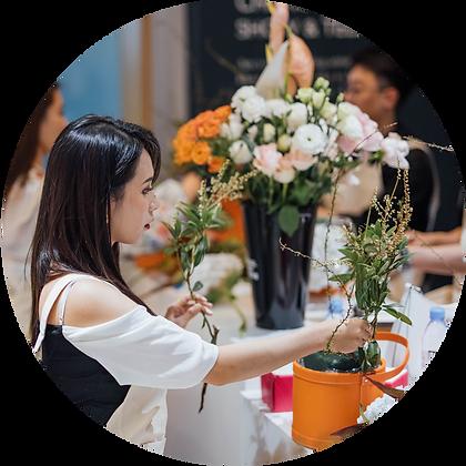 WOLA Floral Workshop