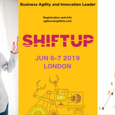 Shiftup Business Agility & Innovation Leader Workshop