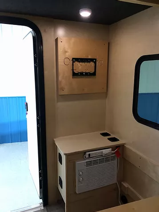 Country Outbound XT interior 2