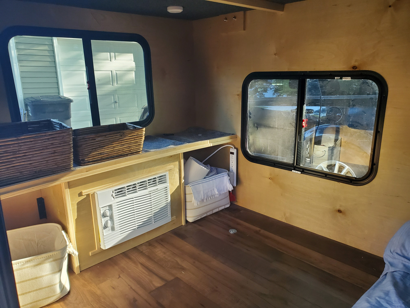 Country Outbound Camper Rental Inside