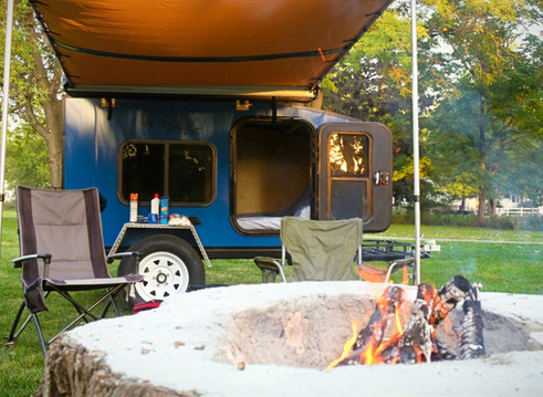 Country Outbound Camper Rental