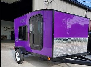 Purple Exterior