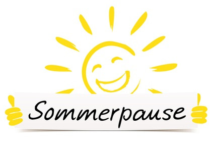 +++ Sommerpause +++