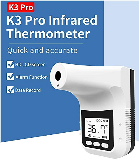 K3 Pro Wall Mounted Thermometer