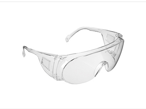 JSP Safety Glasses Clear - Pack Of 10