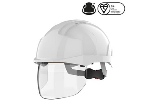 JSP EVO®VISTAshield™ - White