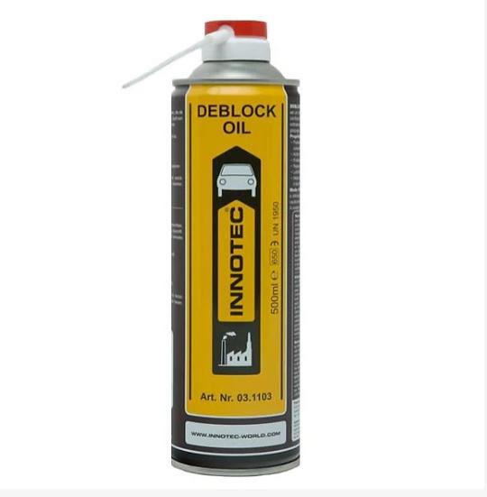 INNOTEC DEBLOCK OIL AEROSOL
