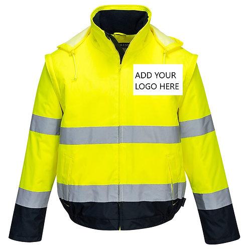 C464 - Essential 2-in-1 Jacket