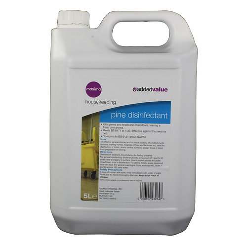 Maxima Pine Disinfectant 5 Litre -PACK OF 2
