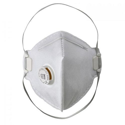 Supertouch FFP2 Valved Flat Pack Respirator - 20