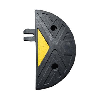 Ridgeback® 5cm End Cap - 10MPH-18KM/H (Single Section)