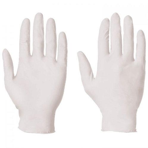 Supertouch Powderfree Nitrile Gloves - White