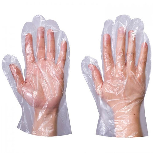 Supertouch PE Disposable Gloves