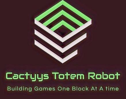 Logo for Cactus Totem Robot