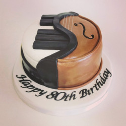 Musical fruit cake!