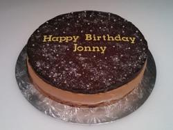 Chocolate Millionaire's Cheesecake