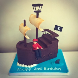 Ahoy there For Heaven's Cakes friends!