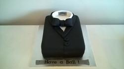 Matt Beadell birthday cake #2 and For Heaven's Cakes creation #3 of the week