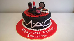 For Heaven's Cakes is 'made up' with this cake!