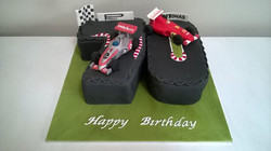Formula 1, the For Heaven's Cakes way
