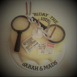 Friday 13th Mystery