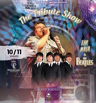 Flashback com Tim Maia e Beatles realizado em Campinas pela NDB Produções e Eventos.