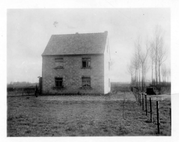 Haus Bergerhof 1950