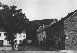 Marktplatz im Jahre 1955