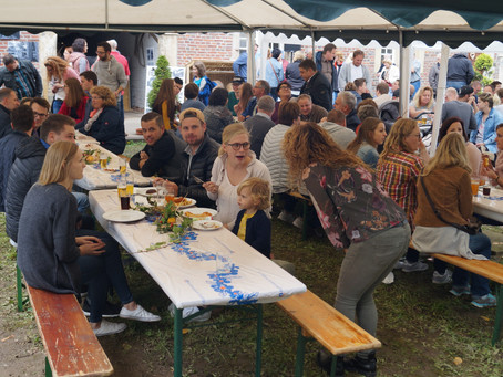 Apfel- und Heimatfest am 30.09.2018