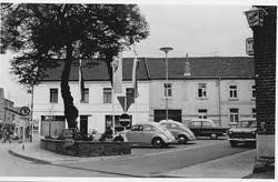 Marktplatz um 1960