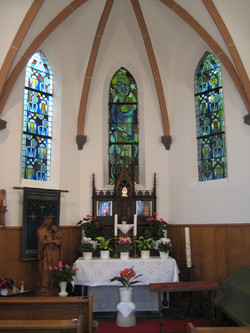Maria Hilf Kapelle