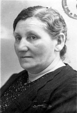 Marie Wolf verh. Burggraef