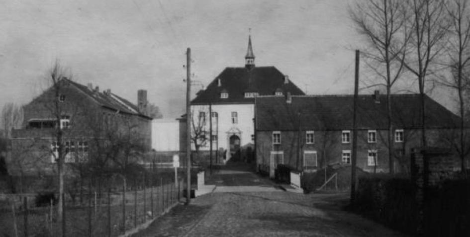 Kloster um 1960