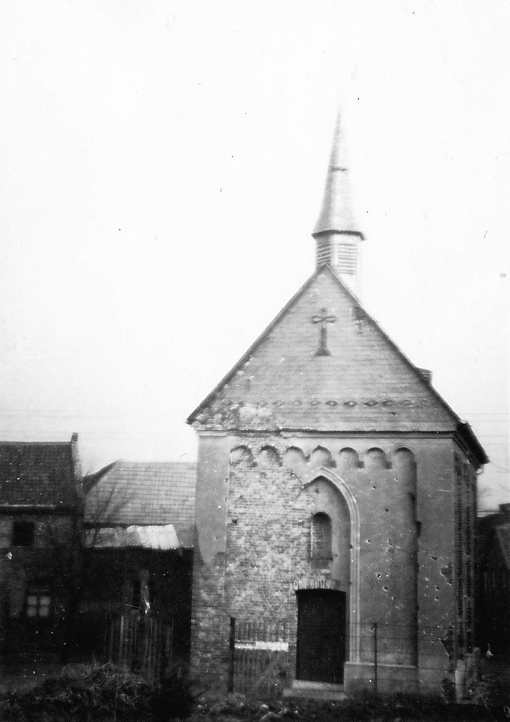 Foto der Annakapelle