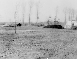 Bergerhof nach dem Krieg
