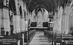 Kirche Innenansicht