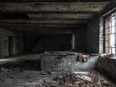 """Fotografen entdecken Mühle als """"lost place"""""""