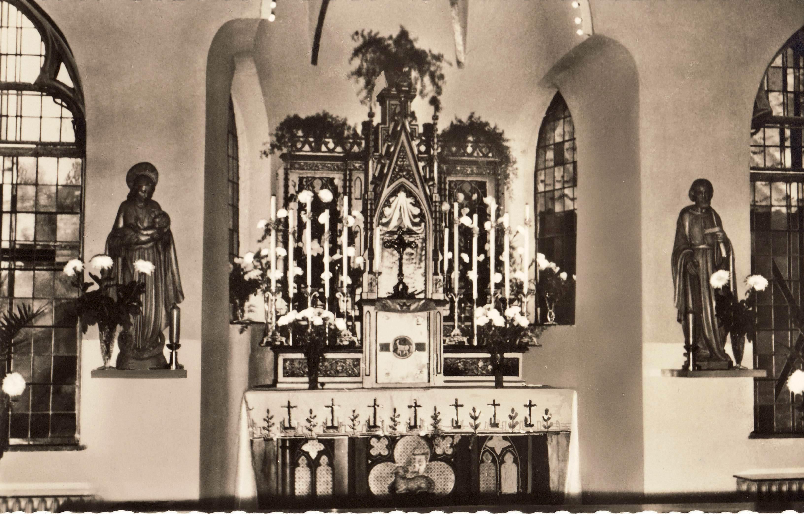 Kloster Kapelle