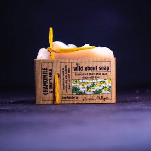Chamomile & Goat's Milk Soap
