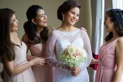 A Filipino wedding