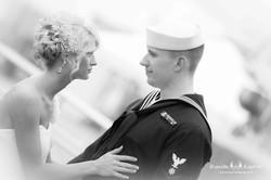 Battleship New Jersey Wedding