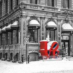 Old Montreal Love