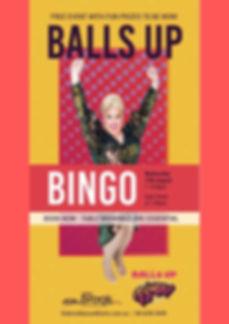 Drag Queen Bingo Perth Balls Up