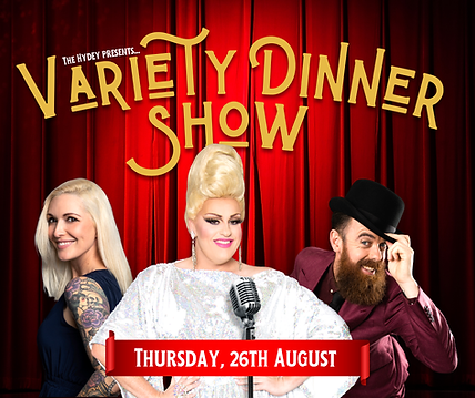 Dinner Show Drag Queen Perth Dean Misdale