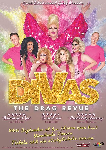 Divas The Drag Revue