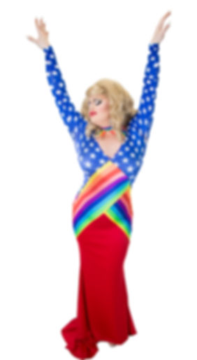 Feminem Rainbow Gay Pride Morgan Wells