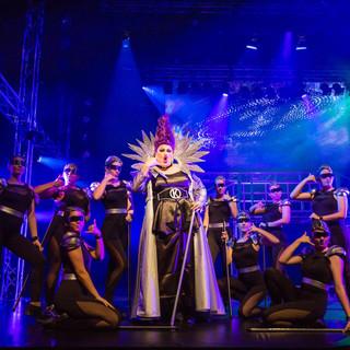 Feminem as Killer Queen
