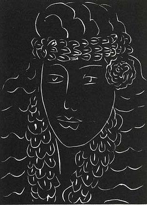 Henri Matisse - ...Et je me reposerai enfin dans le rien que je convoite...